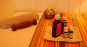 massage à l'huile 3