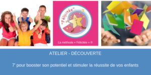 LA MÉTHODE FÉLICITÉE ® (ATELIER-INITIATION) @ Librairie UOPC (Bruxelles)