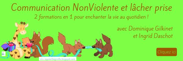Communication non-violente et lâcher prise