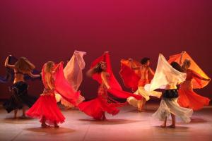 Danse orientale 1