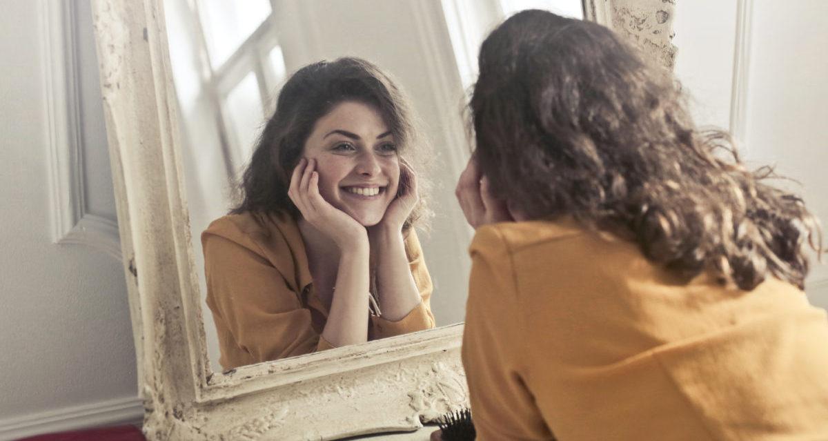 Miroir joyeux