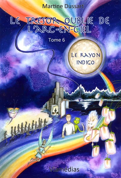 livre Trésor de l'arc-en-ciel Tome 6