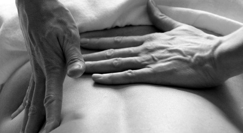 massage à l'huile 1