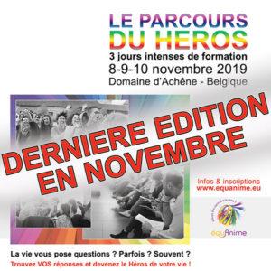 LE PARCOURS DU HÉROS @ Domaine d'Achêne (Ciney)