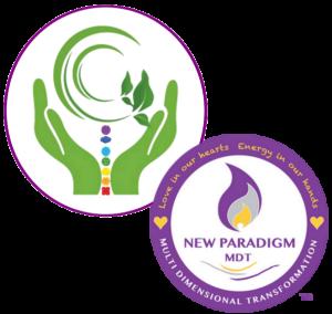logo New Paradigm 13D Catherine Pijcke