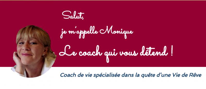 Bannière Monique Michel, coach