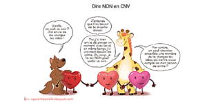CNV ET LÂCHER PRISE (approfondissement) @ Floreffe