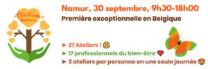 ATELIONS-NOUS ! @ Humanescence (Namur)
