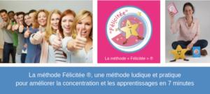 LA MÉTHODE FÉLICITÉE ® (FORMATION ACCÉLÉRÉE) @ Espace Équilibre (Verviers)