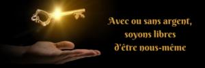 AVEC OU SANS ARGENT, SOYONS LIBRES D'ÊTRE NOUS-MÊMES @ Centre EquAnime (Namur)