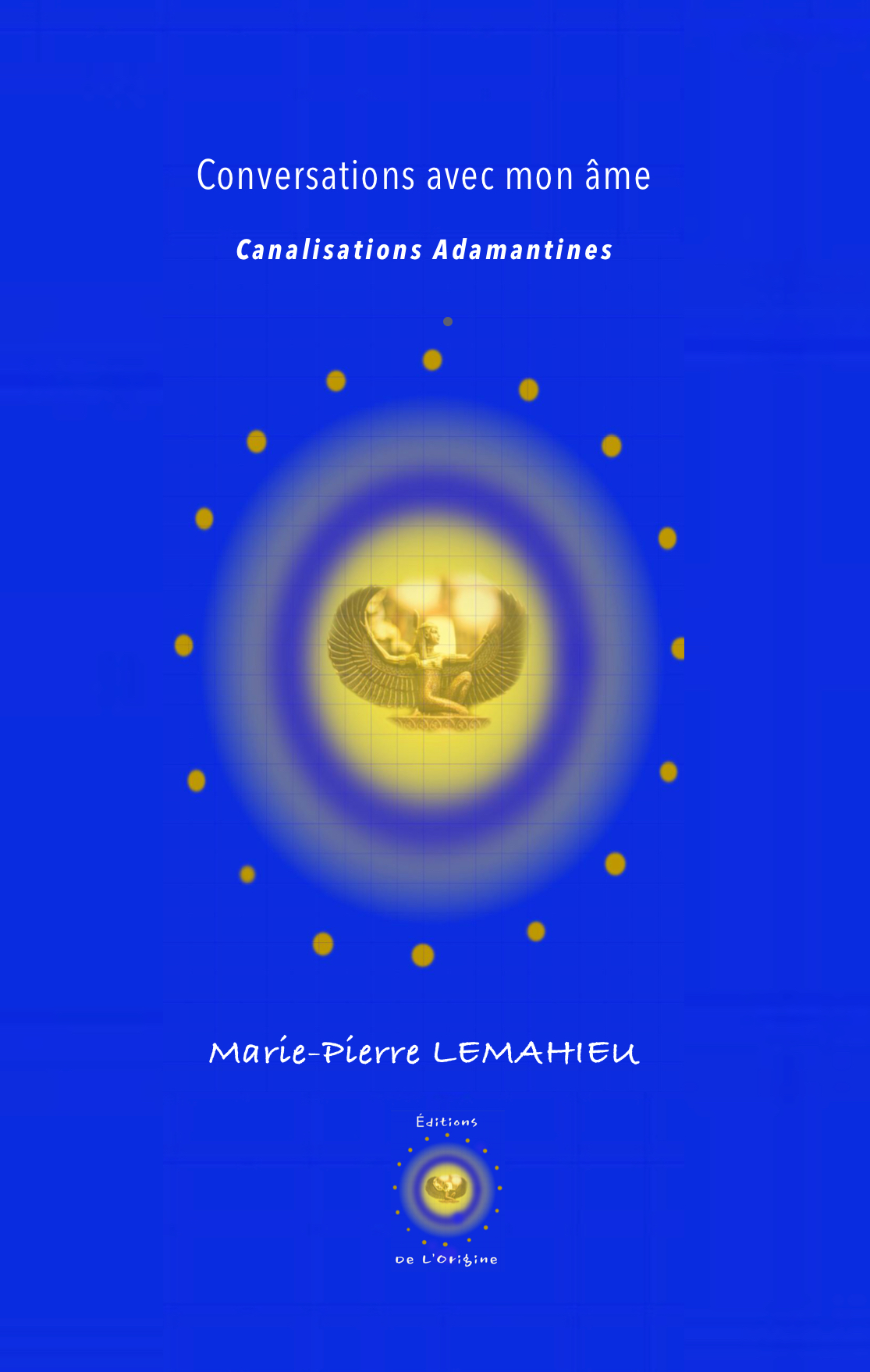 Couverture livre Marie-Pierre Lemahieu