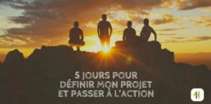 DÉFINIR MON PROJET DE VIE ET PASSER À L'ACTION @ Cédric Blanckaert (Wasseiges)