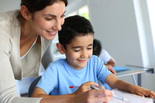 Consultation avec les enfants