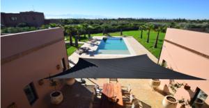 MARRAKECH : SÉJOUR YOGA ET MÉDITATION @ Villa Sbaâ (Marrakech)