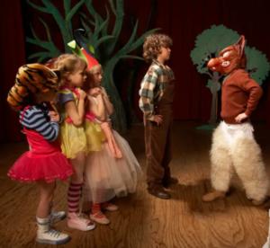 Stage théâtre pour enfants