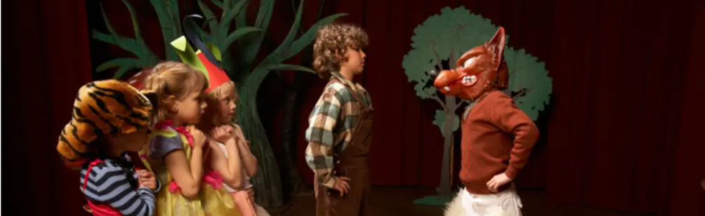 Stage théâtre pour enfants 2