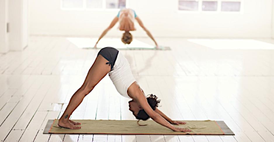 Yoga Yiengar