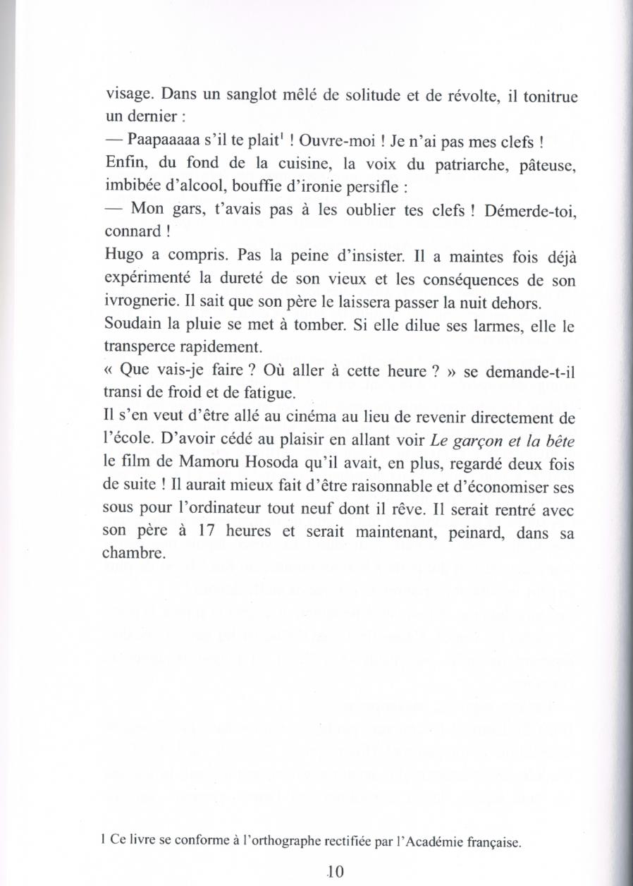 Page 10 La Vie t'aime déjà