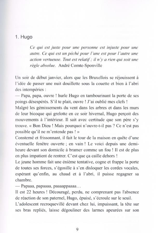 Page 9 La Vie t'aime déjà