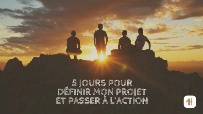 4H 5jours - projet